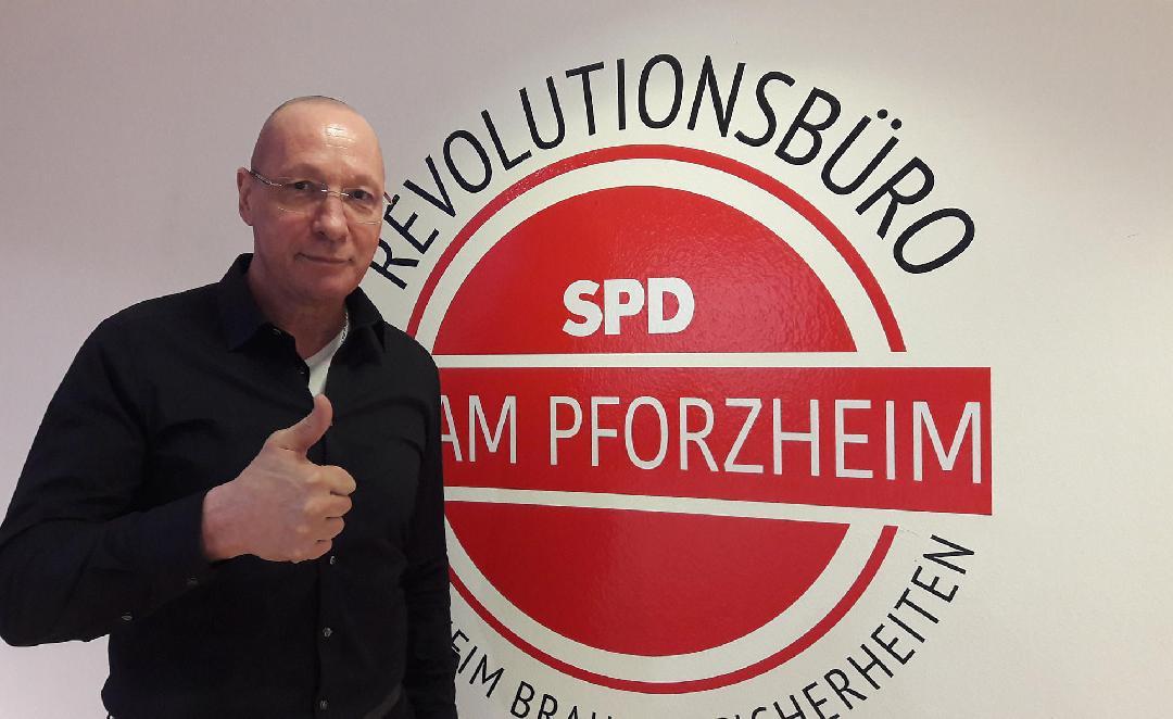 Wie Uwe Hück nach seinem Abschied von Porsche die Pforzheimer Kommunalpolitik aufmischen will