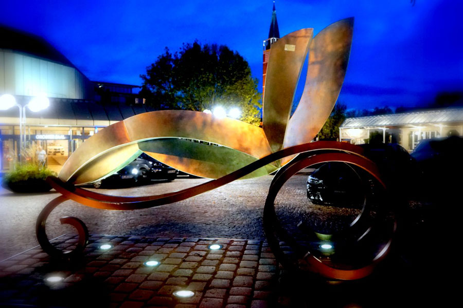 Bertha Benz Denkmal