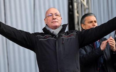 Uwe Hück: Der Ex-Thai-Boxer steigt für die SPD in den Ring